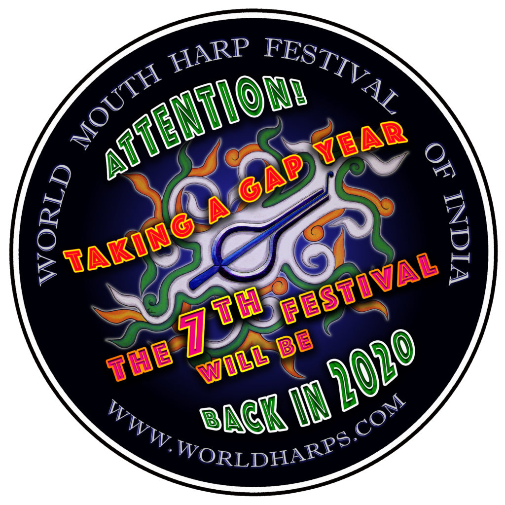 Festival Of India 2020 The World Mouth Harp Festival of India
